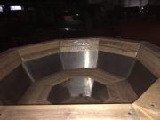 банный чан с водяным контуром